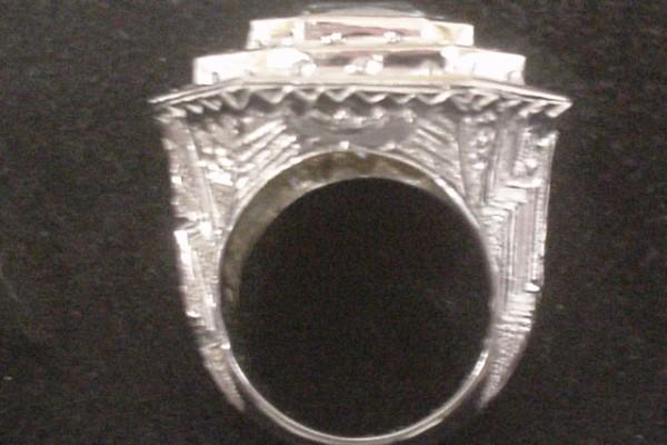Ring up close