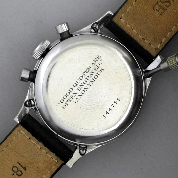 Read This Before Engraving Your Watch